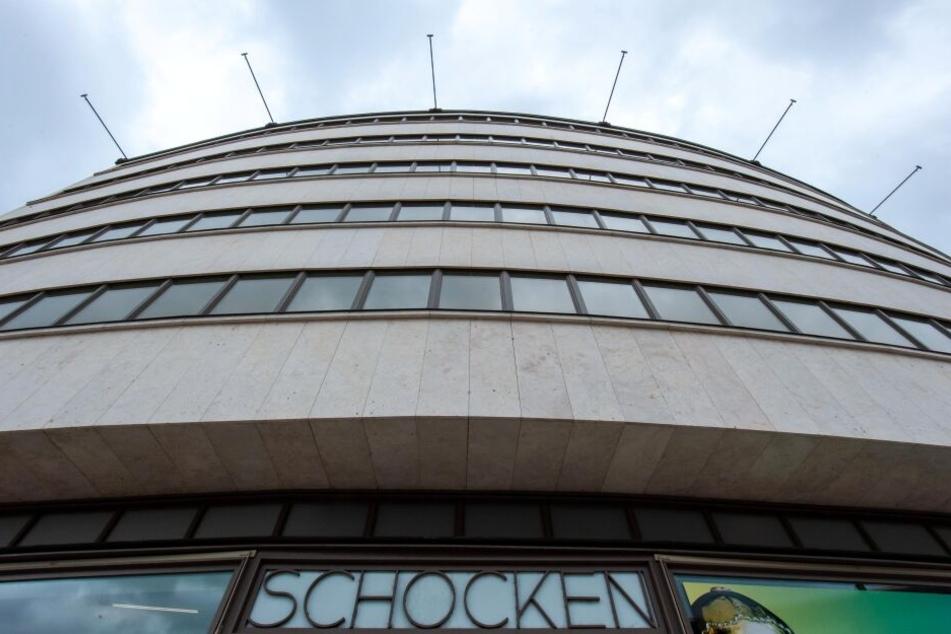 Das ehemalige Kaufhaus Schocken ist Teil der deutschlandweiten Bauhaus-Tour.