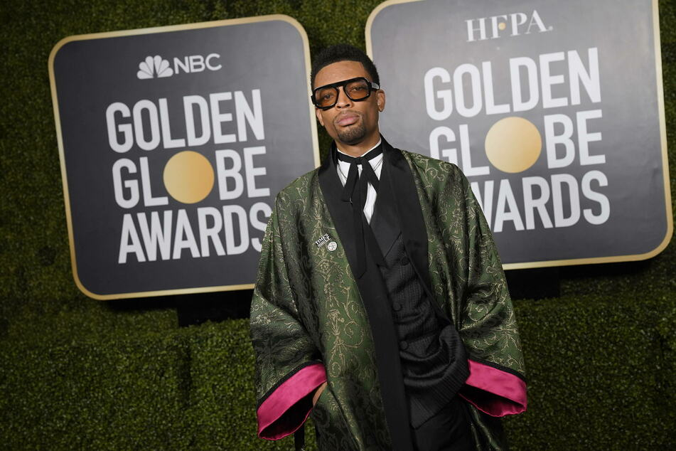 Spike Lee's son Jackson Lee was the Golden Globes' first Black male ambassador this year.