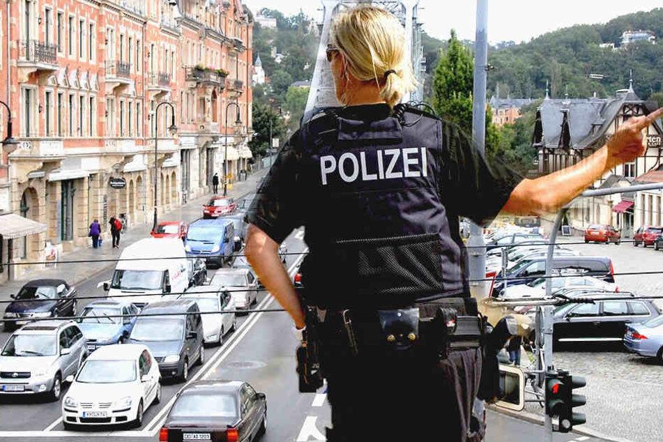 Am Schillerplatz kam es unter alkoholisierten Personen zu einer Auseinandersetzung.
