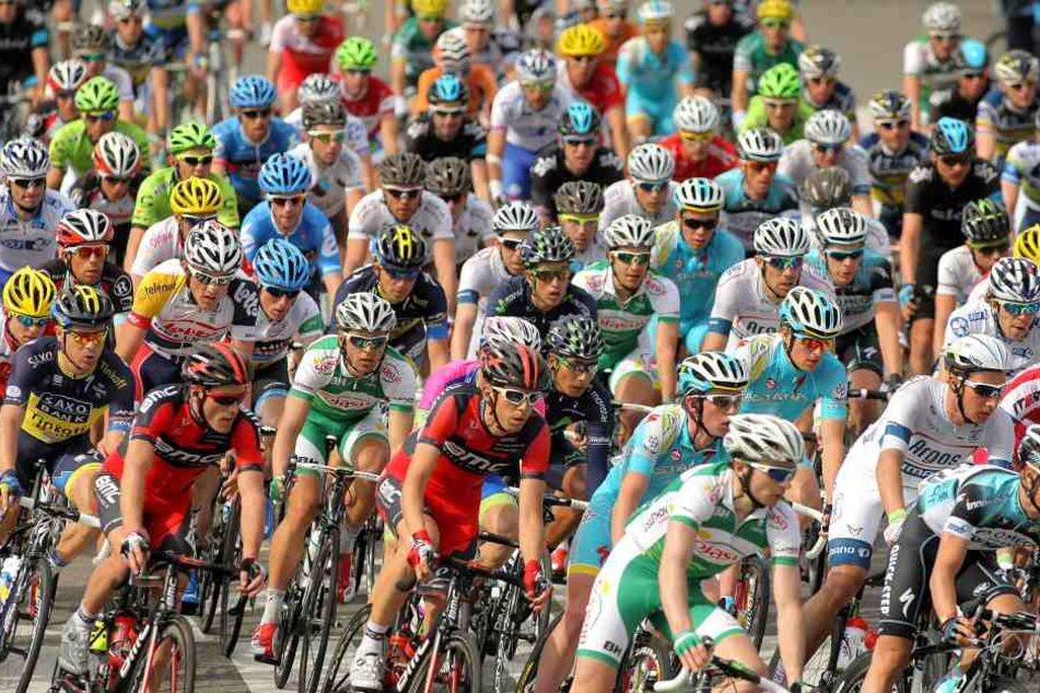 Vor der Tour de France duelliert sich die Rad-Elite drei Tage lang in Einhausen (Symbolfoto).