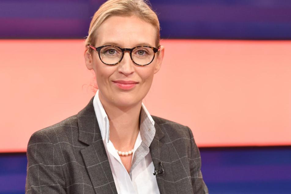 Alice Weidel brachte die ZDF-Wahlsendung nicht zu Ende.