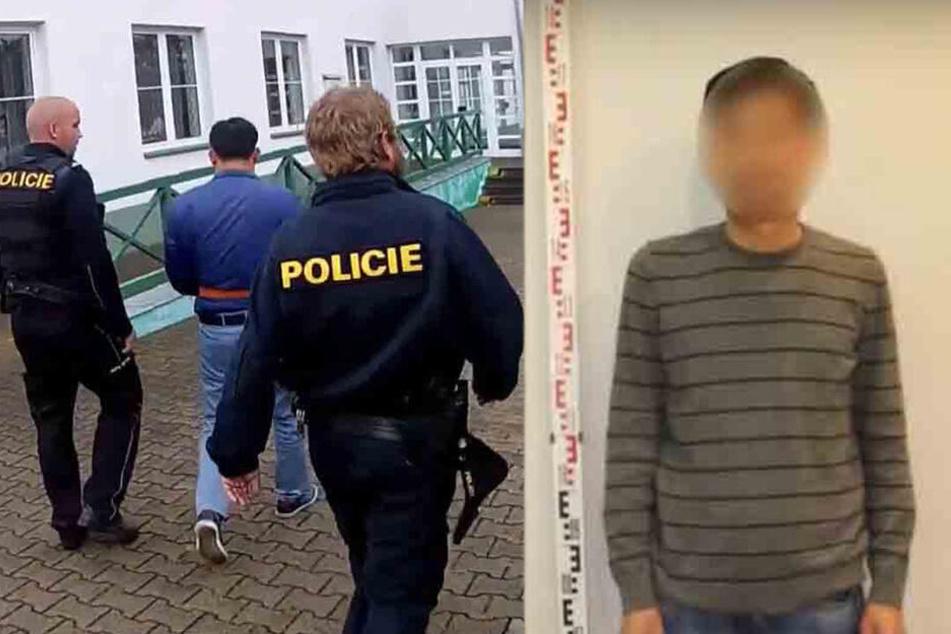 24 Jahre nach Doppelmord von Chemnitz: Mutmaßlicher Mafia-Killer in Prag verhaftet