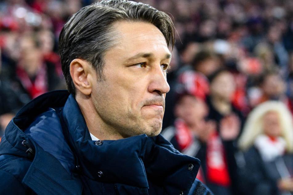 Im Winter wird Bayern-Trainer Niko Kovac nicht mehr Transfers rechnen. (Archivbild)