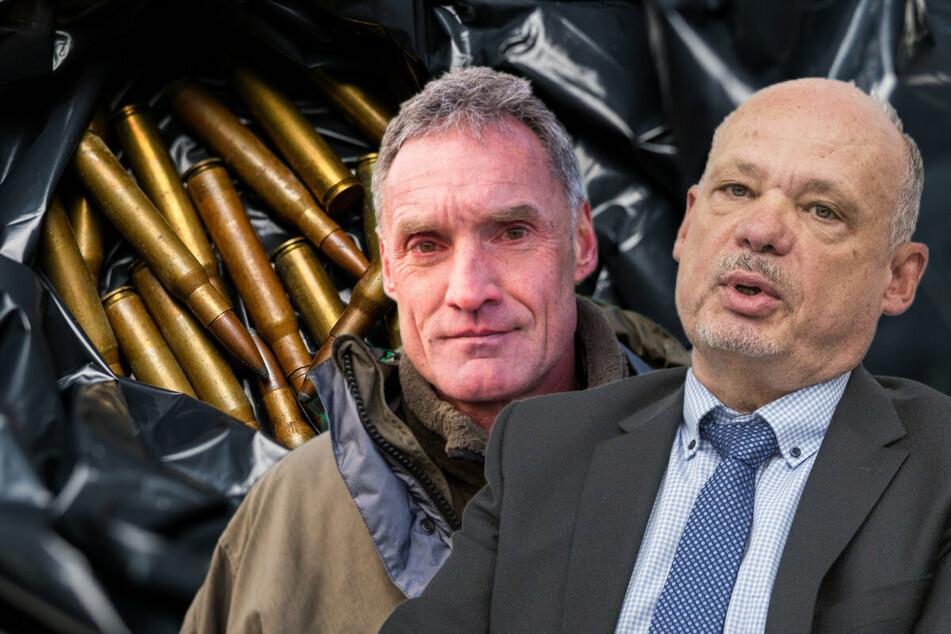 Konsequenzen der Munitionsaffäre: So geht's für die Geschassten weiter!