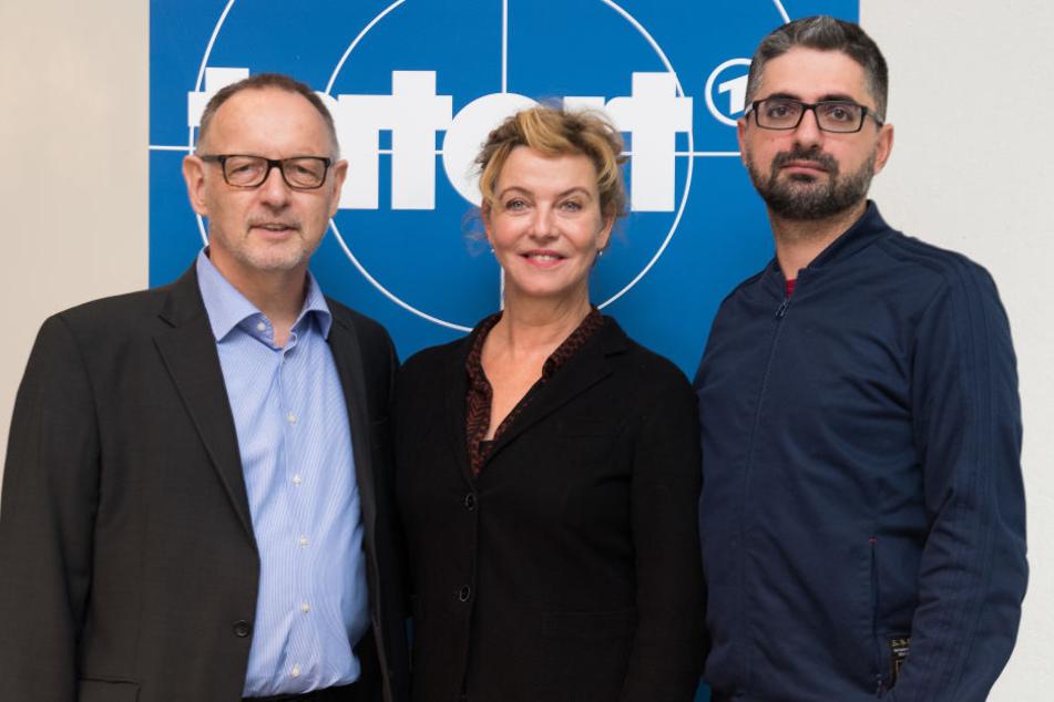 Frankfurter Tatort-Duo ermittelt in fremden Bezirk