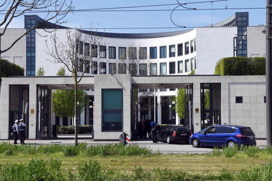 Die Bundesanwaltschaft geht einem angeblichen NSU-Schriftzug in Heilbronn nach.