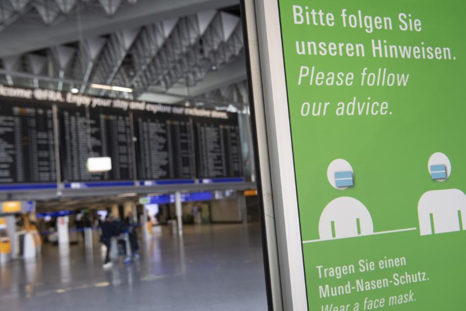 Frankfurter Flughafen sieht sich für Reisende in Corona-Zeit gerüstet