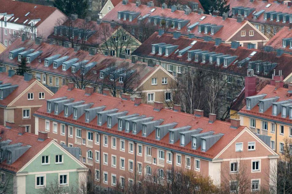 Der Wohnraum in München ist knapp.