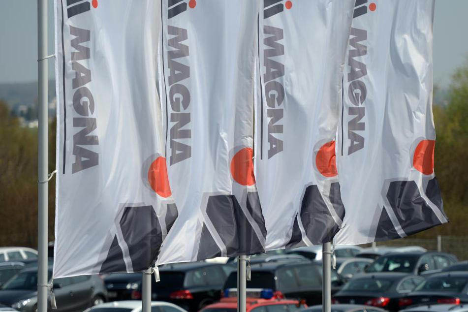 Im Magna-Werk in Heiligenstadt ging am Donnerstag eine Bombendrohung ein.