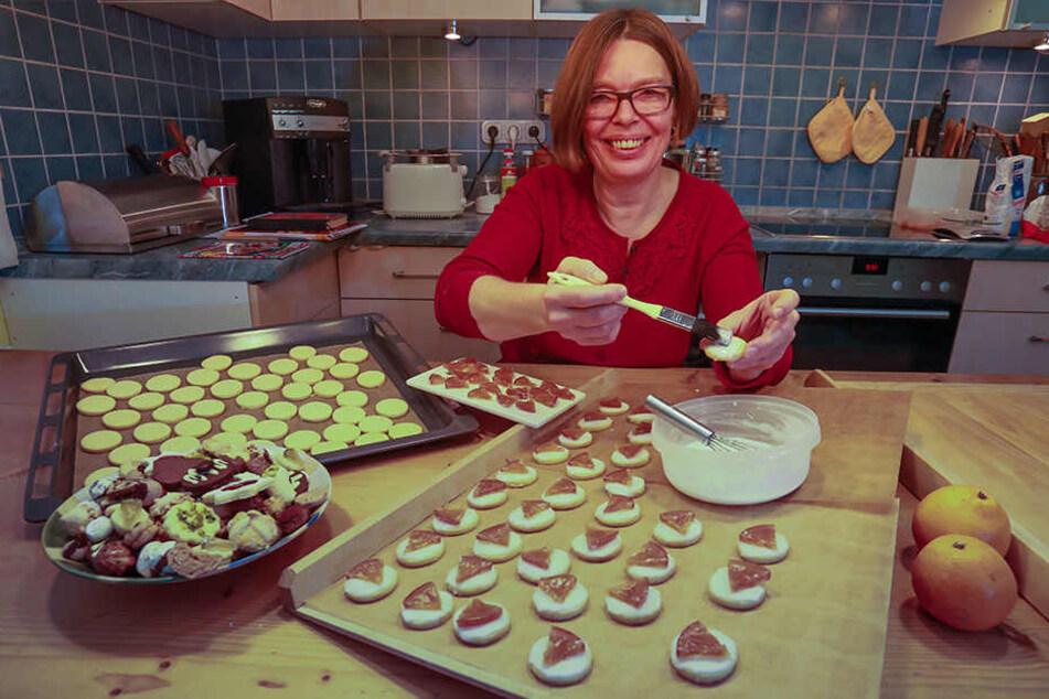 Auf ihr Backblech schaffen es nur die leckersten Kekse.