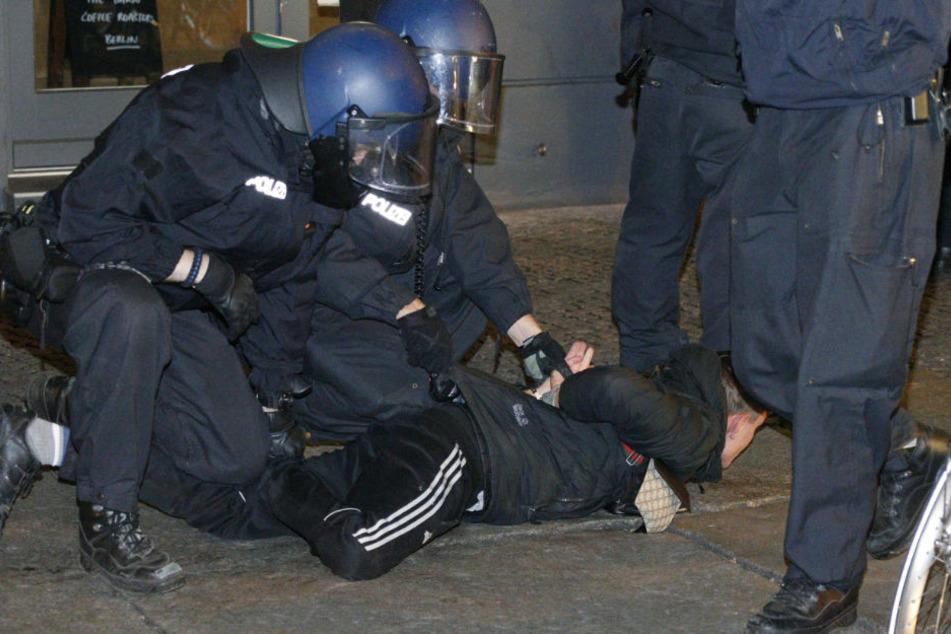 Erneut illegale Corona-Party in Berlin: Polizei schreitet ein