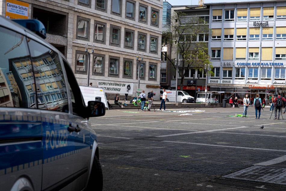 Fridays for Future kassiert bei Demo Anzeigen der Polizei