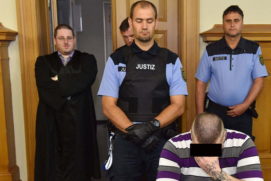 Stephan K. (33) räumte gestern ein, den Nieskyer Philipp W. (24) umgebracht zu haben.