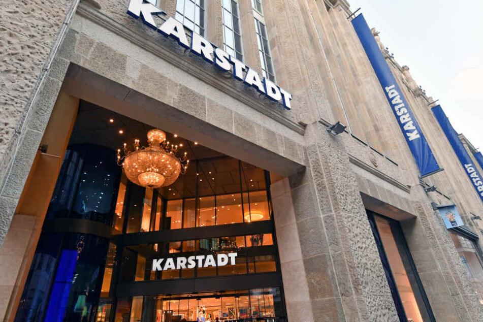 Die Karstadt-Filiale in Leipzig soll am 31. Januar 2019 schließen.