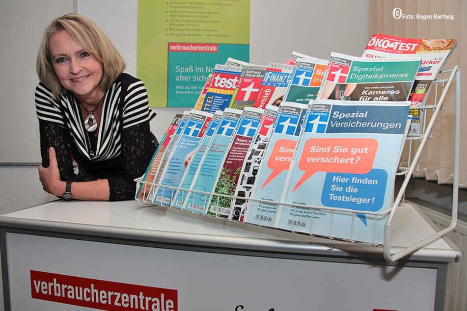 Heike Teubner, Chefin der Verbraucherzentrale warnt.