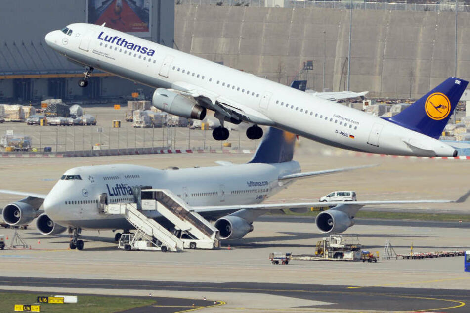 Die Lufthansa-Piloten sind in der Nacht zum Mittwoch in einen zweitägigen Streik getreten.
