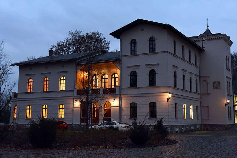 """""""Die Residenz im Herrenhaus"""" in Leipzig-Möckern wurde von """"Guide Michelin"""" nicht mehr als Sterne-Restaurant gelistet."""