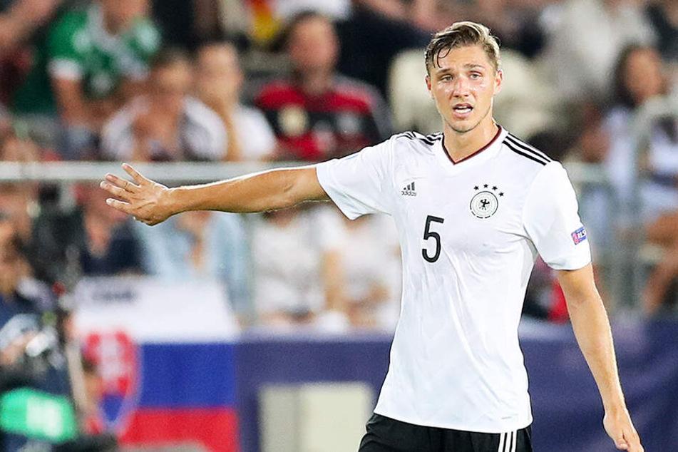 Erstmals nominiert: Niklas Stark steht erstmals im Kader von Jogi Löw, durchlief aber seit der U17 alle Jugend-Nationalteams und absolvierte insgesamt 42 U-Länderspiele.