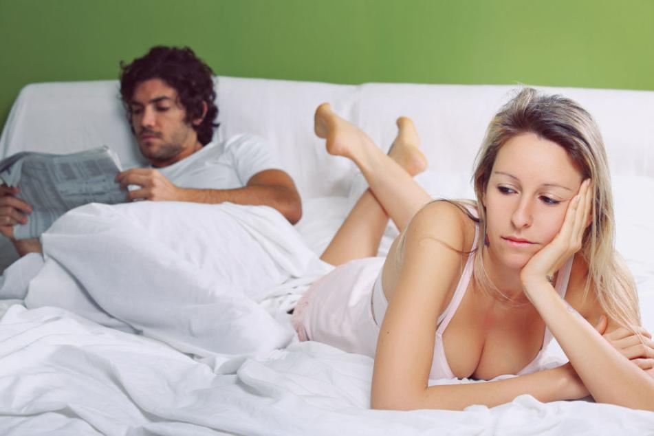 Übrigens: Anders als viele denken, wirkt sich die Ehe nicht negativ auf das Sexleben aus - das behaupten zumindest die Wissenschaftler.