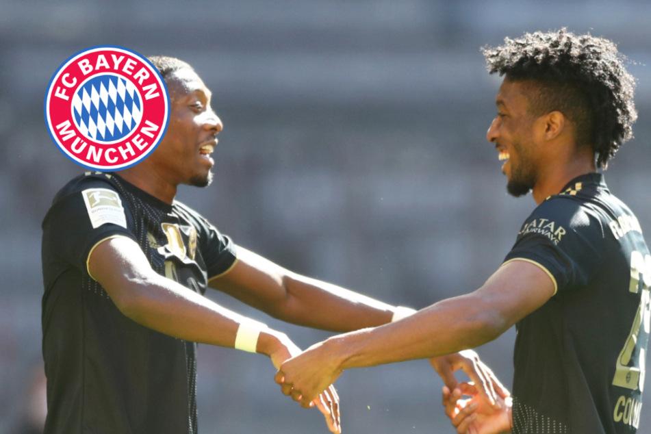 FC Bayern: Coman fordert wohl astronomisches Gehalt!