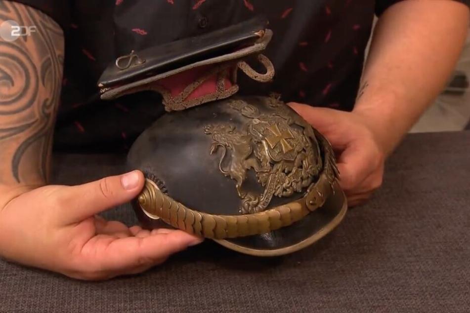 """""""Bares für Rares"""": Dieser seltene Helm hat es in sich!"""