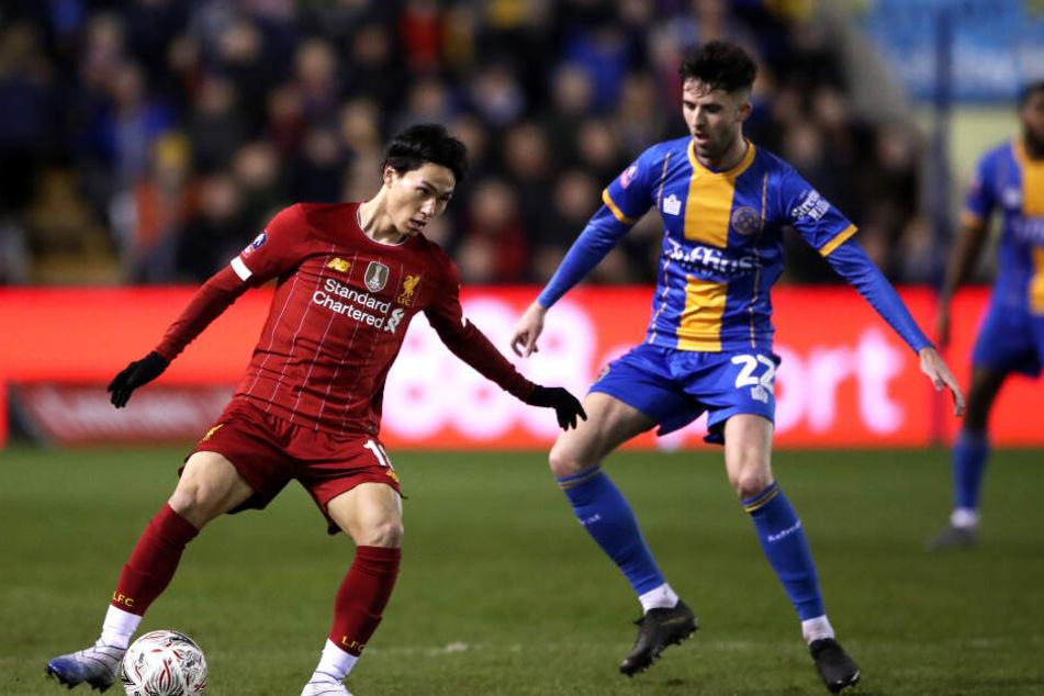 FA Cup: FC Liverpool blamiert sich bei Drittligist
