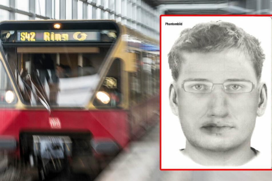 Er holte seinen Penis raus: Wer kennt diesen S-Bahn-Onanierer?