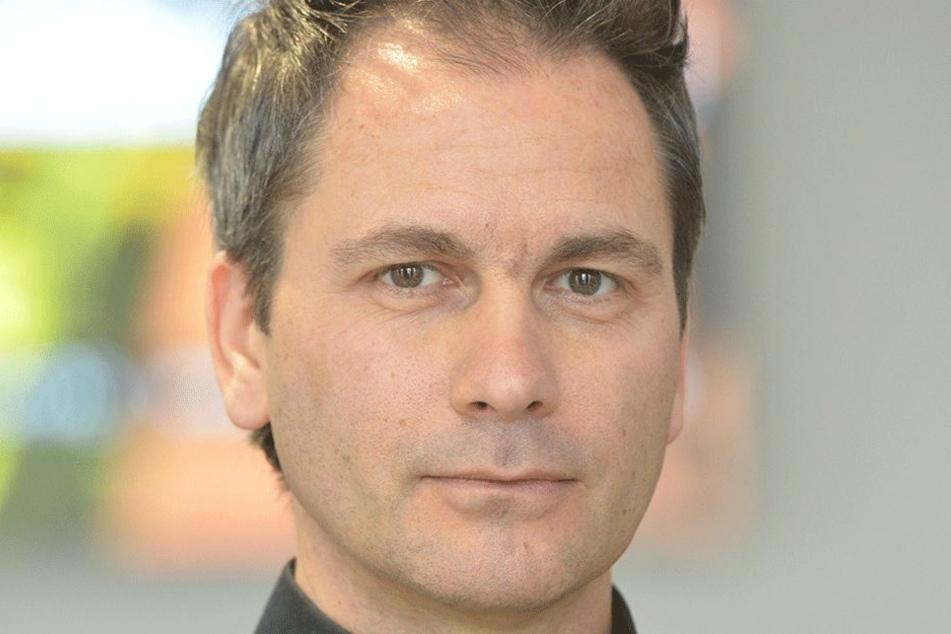 Er will Chemnitzer Mobilitäts-Messen breiter aufstellen: Sven Hertwig (46), Veranstalter der bisherigen Radmesse.