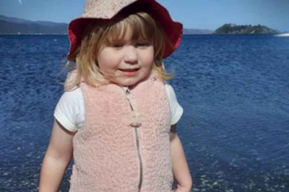 Amberlie starb im Alter von nur drei Jahren.