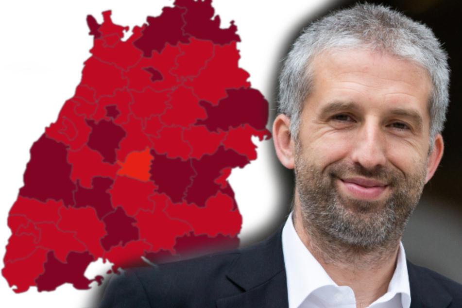 Corona-Erfolg für Boris Palmer: Tübingen ist kein Hotspot mehr!