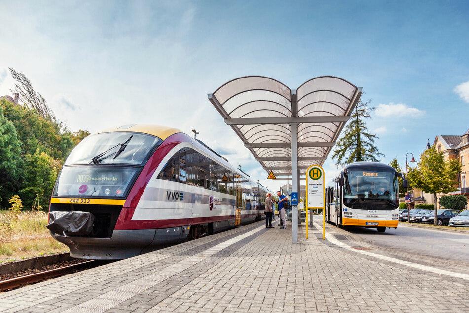 Die derzeitigen Züge der Mitteldeutschen Regiobahn (MRB) werden durch neue der DB-Regio ersetzt.