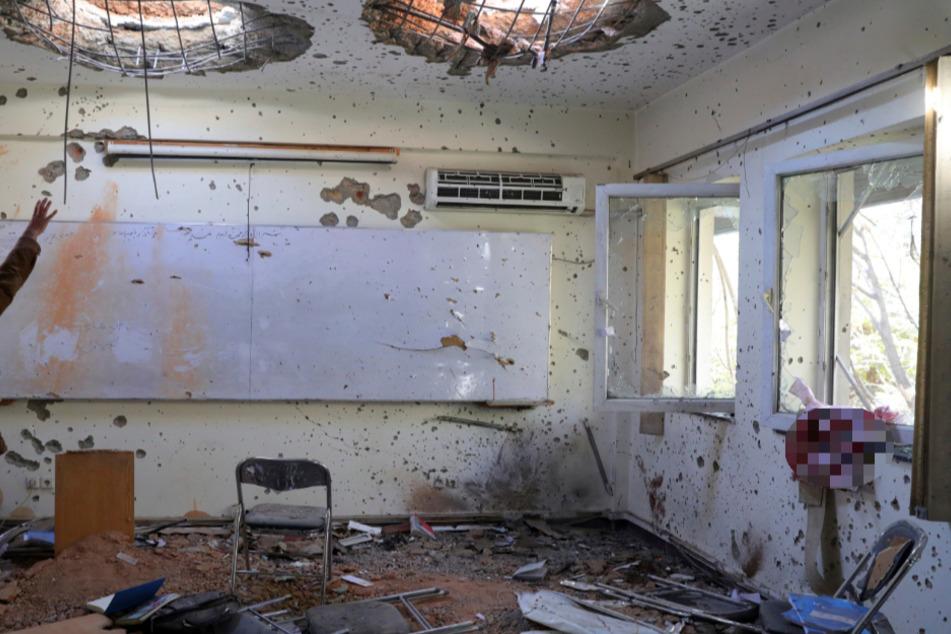 Sechs Stunden langes Massaker an Universität: Haben sie endlich den Hintermann?