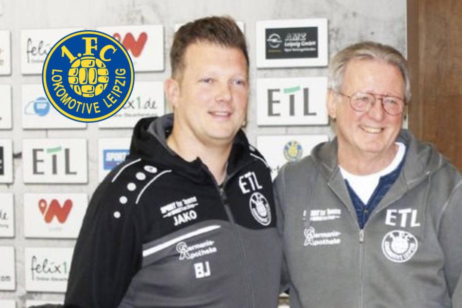 Neue Führungsriege bei Lok Leipzig