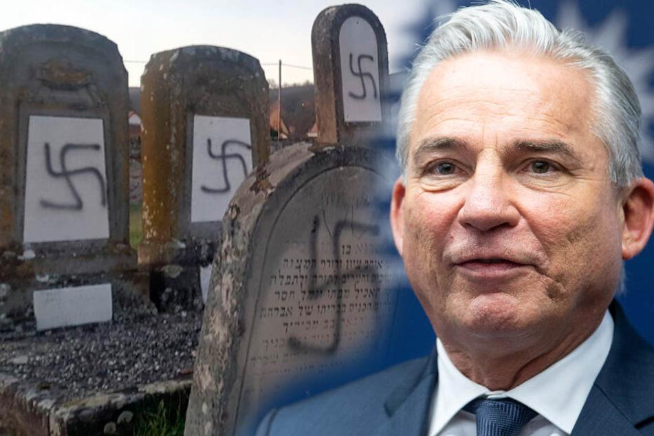 """Thomas Strobl: Judenfeindliche Straftaten nicht automatisch """"rechts"""" einordnen"""