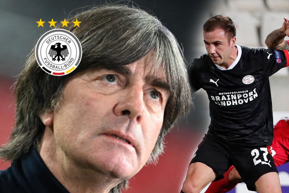 DFB-Comeback: Jetzt äußert sich Mario Götze! Holt ihn Löw zurück?