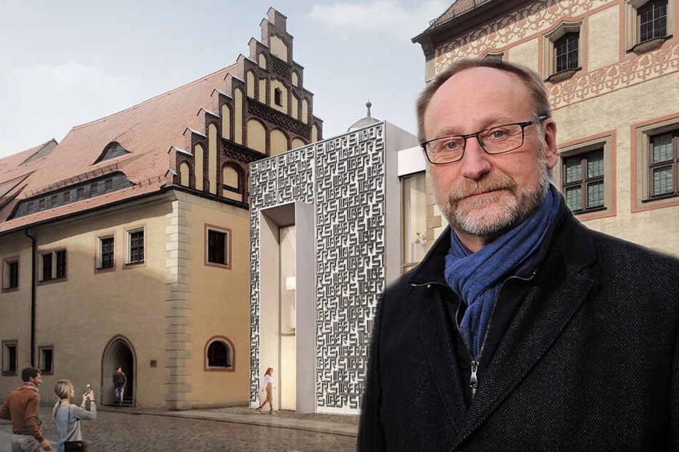 Beton-Klotz mitten in der Altstadt: Proteste gegen Museums-Anbau!