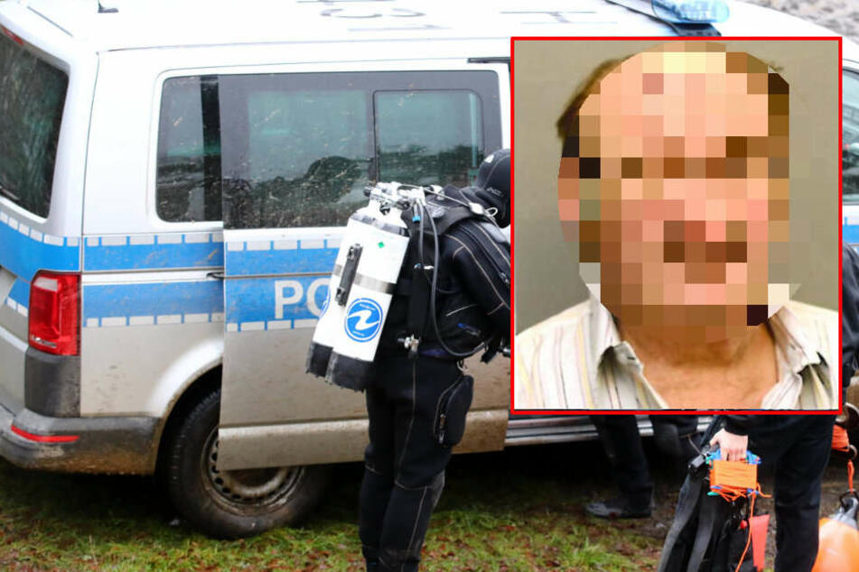 Der Tote war am Donnerstag an der Grenze zu Sachsen-Anhalt gefunden worden.