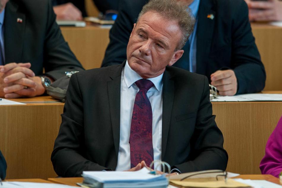 Die CDU hatte Michael Heym als Kandidaten vorgeschlagen.