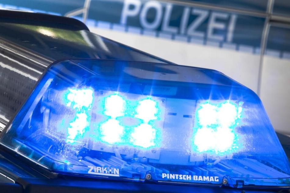 Die Polizei fahndet derzeit nach den Tätern. (Symbolbild)