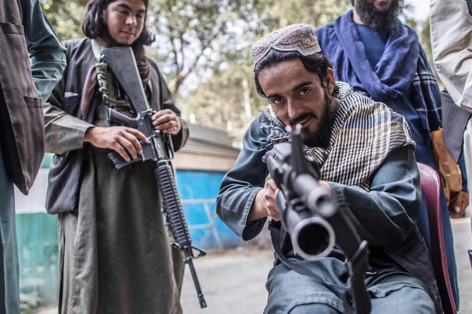 Taliban haben deutsche Polizeiwache eingenommen: So läuft es jetzt vor Ort