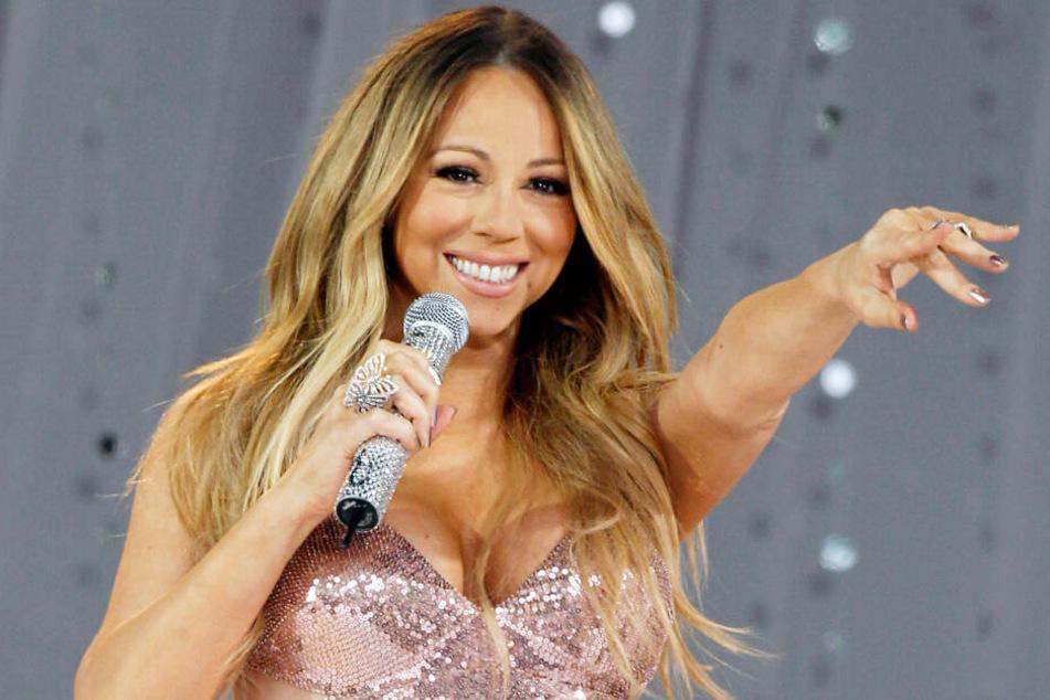 Einziges Konzert in Deutschland: Mariah Carey singt in Hamburg