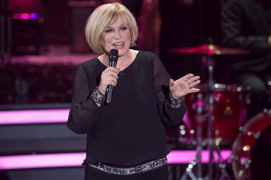 Schlager-Legende Mary Roos (67) singt am Wochenende bei der Reisemesse in der Chemnitz Arena.