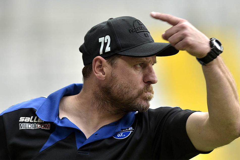 Liga: Steffen Baumgart bleibt Trainer des SC Paderborn