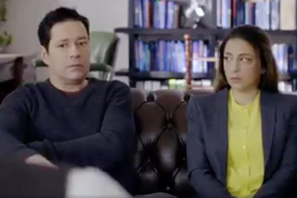 Können Dr. Brentano und Schwester Arzu ihre Ehe mit Hilfe einer Paartherapie retten?