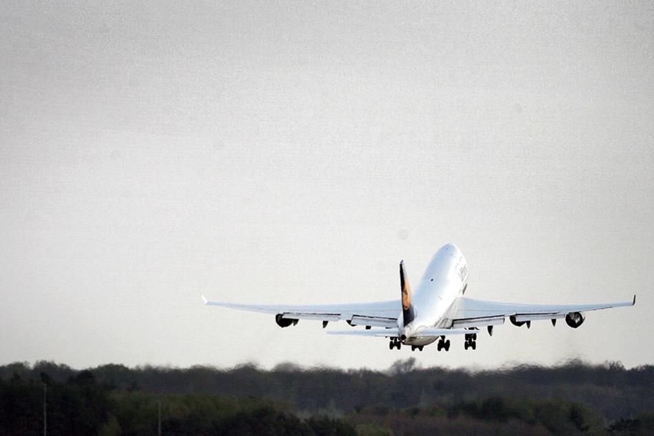 Abschiebeflug soll am Mittwochabend in Frankfurt starten