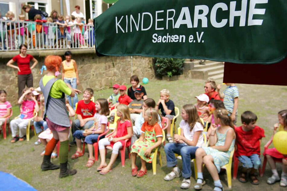 Auch Organisationen wie die Kinderarche Sachsen profitierten von den Bußgeldern.
