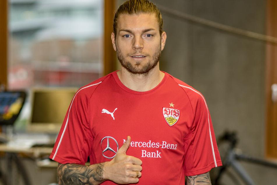 Darf er sich gegen Mainz am Samstag schon beweisen? Der VfB hat für die Rückrunde Alexander Esswein von Hertha BSC ausgeliehen.