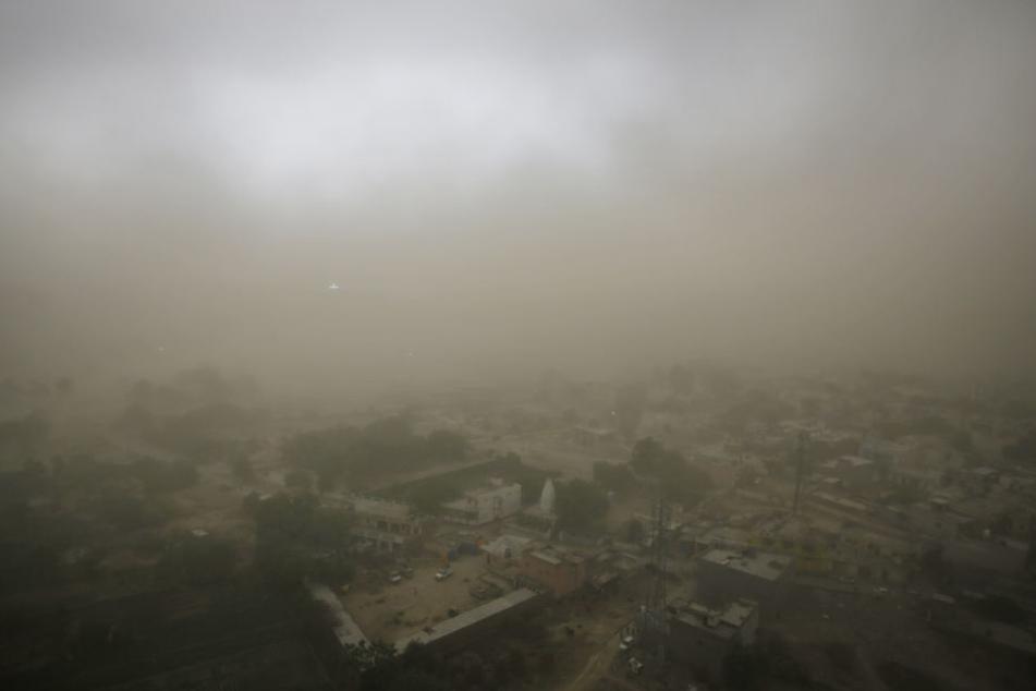 Super-Staubstürme führen zu vielen Toten