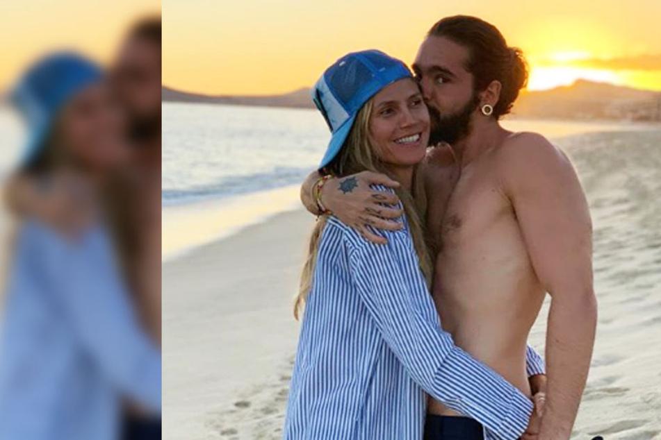 Neues Liebes-Pic von Heidi Klum und Tom: Spannend ist, wer's gemacht hat!