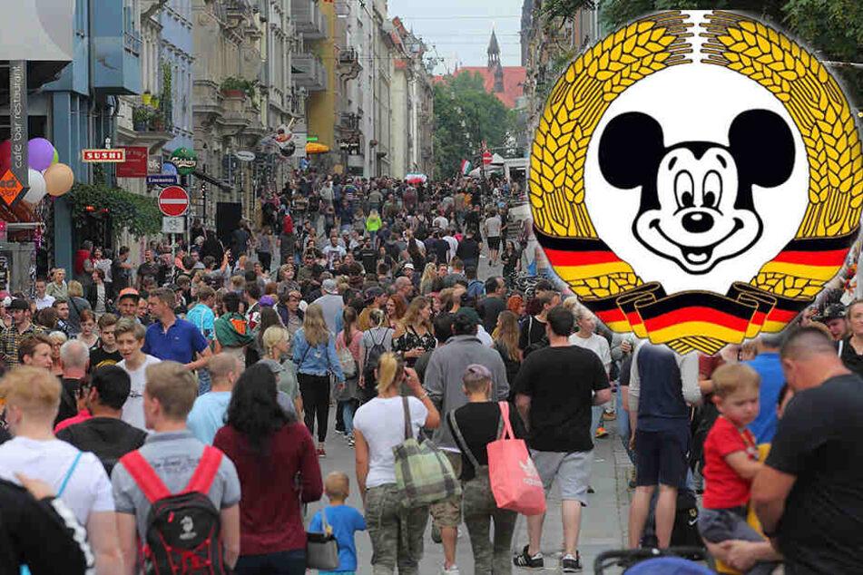 Die Neustadt feiert ihre Bunte Republik